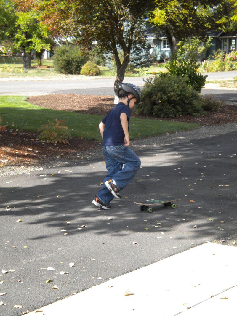 Skateboard 016