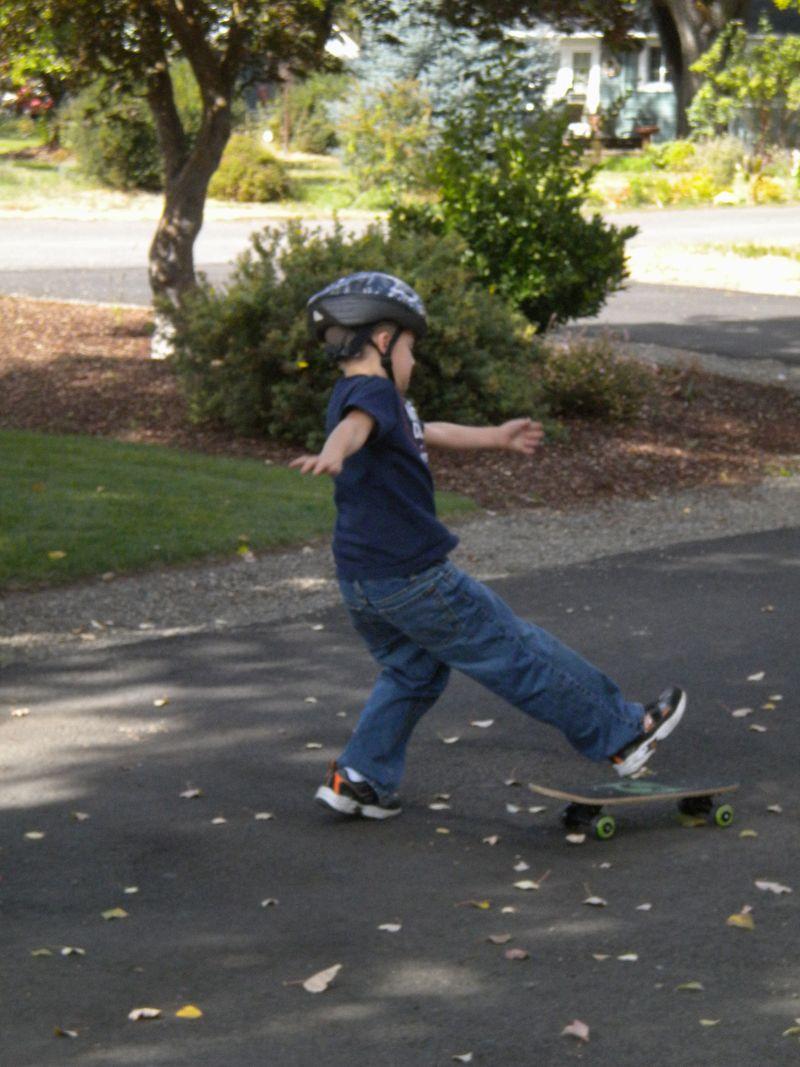 Skateboard 018