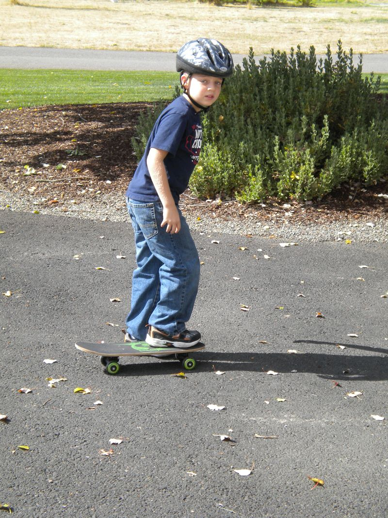 Skateboard 015