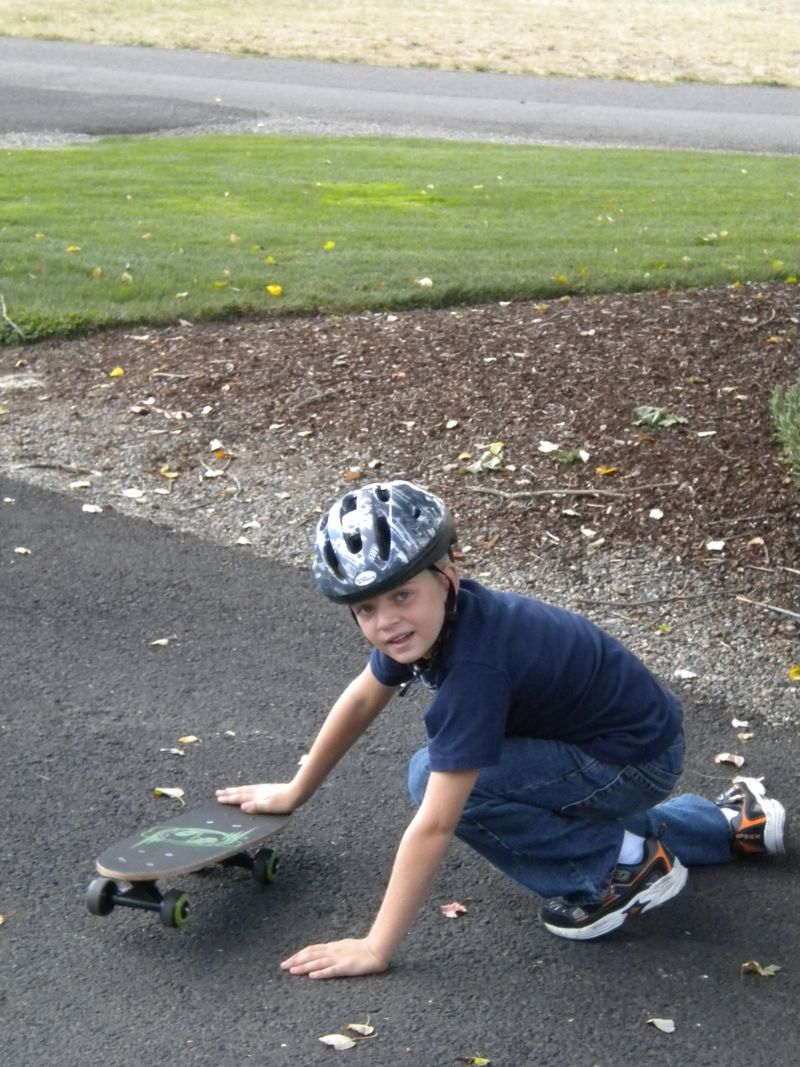 Skateboard 024
