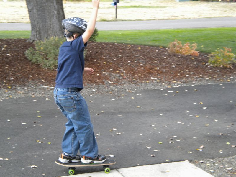 Skateboard 025